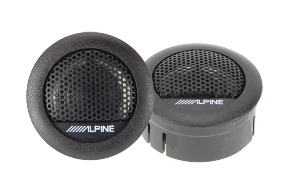 Автоакустика Alpine SXE-1006TW