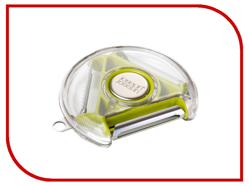 Кухонная принадлежность Joseph Joseph Rotary Peeler овощечистка с тремя лезвиями PEBG0100CB<br>