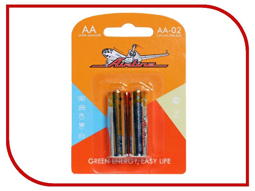 Батарейка AA - Airline AA-02 LR06 (2 штуки)