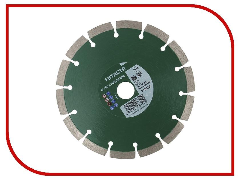 Диск Hitachi 773072 180mm H22.23mm алмазный, универсальный cp32 4 180mm