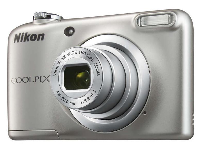 цена на Фотоаппарат Nikon Coolpix A10 Silver