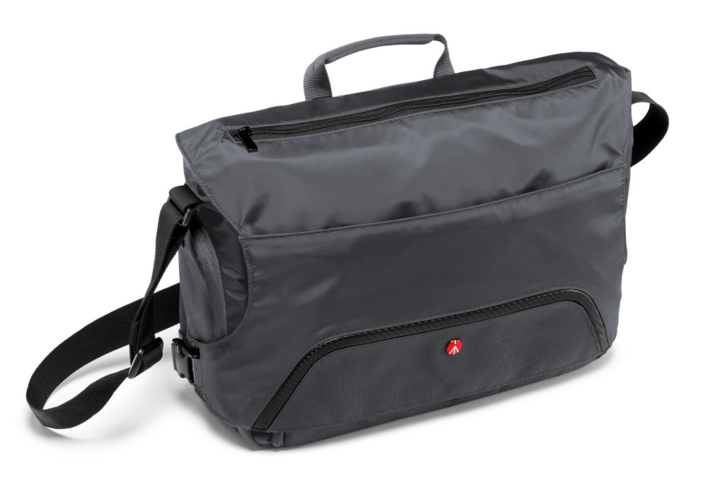 Manfrotto Advanced Befree Messenger MB MA-M-GY Grey цена и фото
