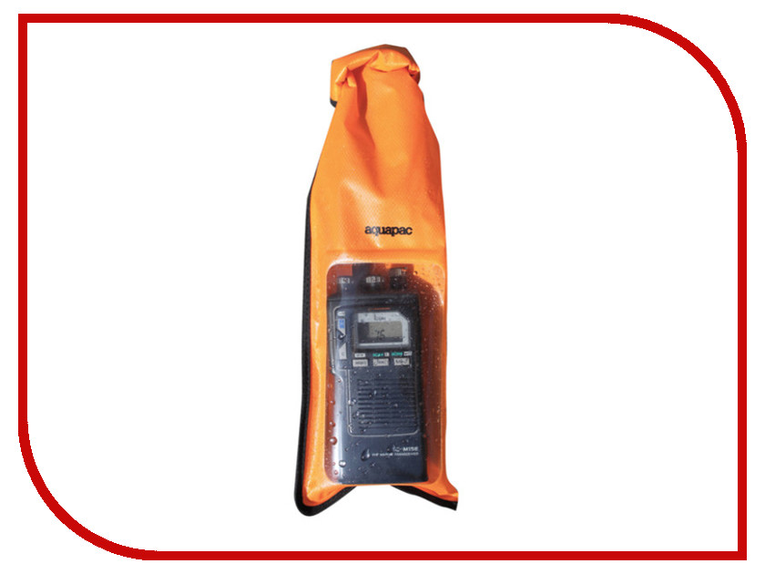 Аквабокс Aquapac Stormproof VHF Case 214 Orange