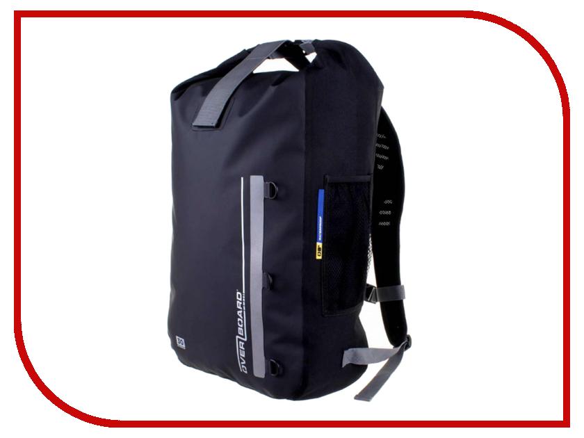Сумка OverBoard Classics Waterproof Backpack OB1142BLK