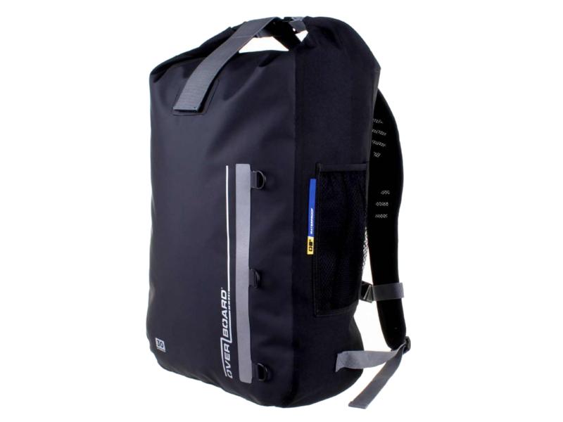 Рюкзак OverBoard Classics Waterproof Backpack OB1142BLK цена 2017