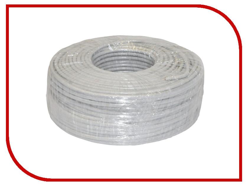 Сетевой кабель 5bites UTP / SOLID / 5E / 24AWG / 2PAIRS / CCA / PVC / 100M US5505-100A2 сетевой кабель exegate телефонный кабель cca 4 провода бухта 100m white