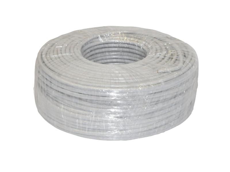 Сетевой кабель 5bites UTP / STRANDED 5E 24AWG CCA PVC 100M UT5725-100A
