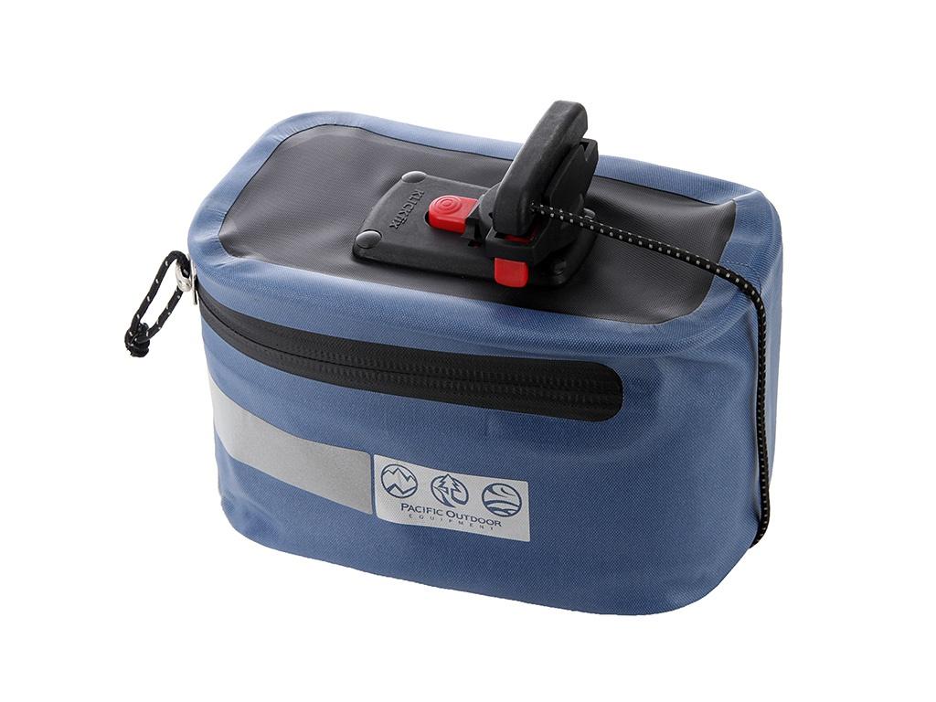 Велосумка Pacific Outdoor Equipment Wxtex Dry Hive Large BDH300RB Raft Blue цена