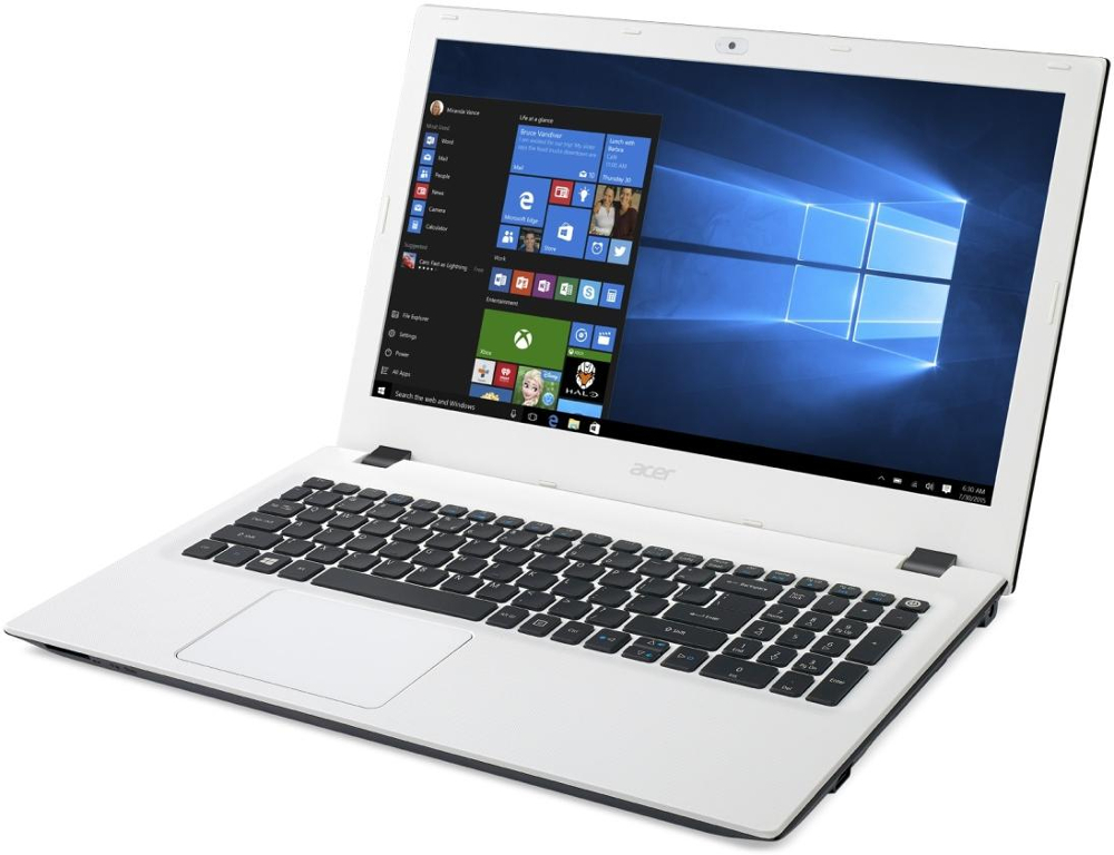 Ноутбук Acer Aspire E5-573-391E NX.MW2ER.021 Intel Core i3-5005U 2.0 GHz/4096Mb/500Gb/DVD-RW/Intel HD Graphics/Wi-Fi/Bluetooth/Cam/15.6/1366x768/Windows 10 64-bit<br>