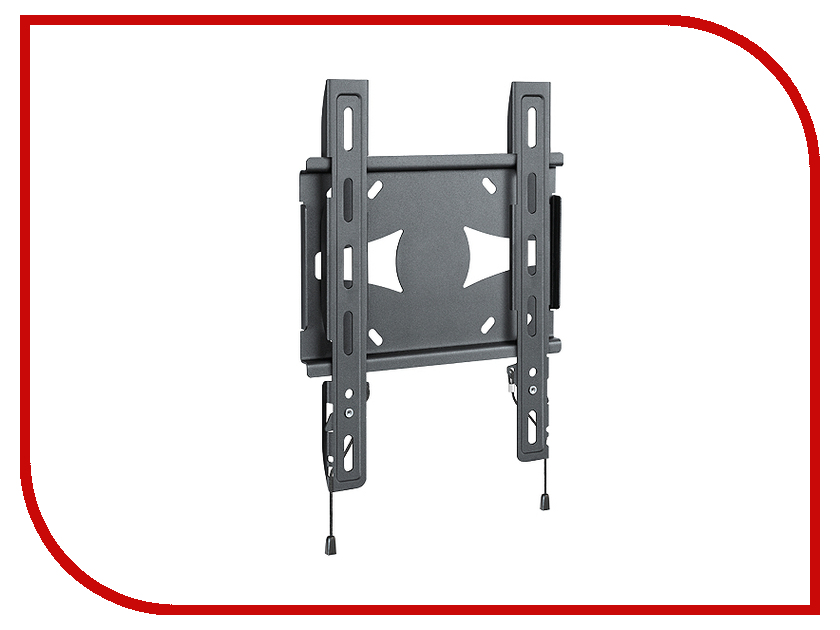 Кронштейн Holder LCDS-5045 (до 45кг) Black holder lcds 5019