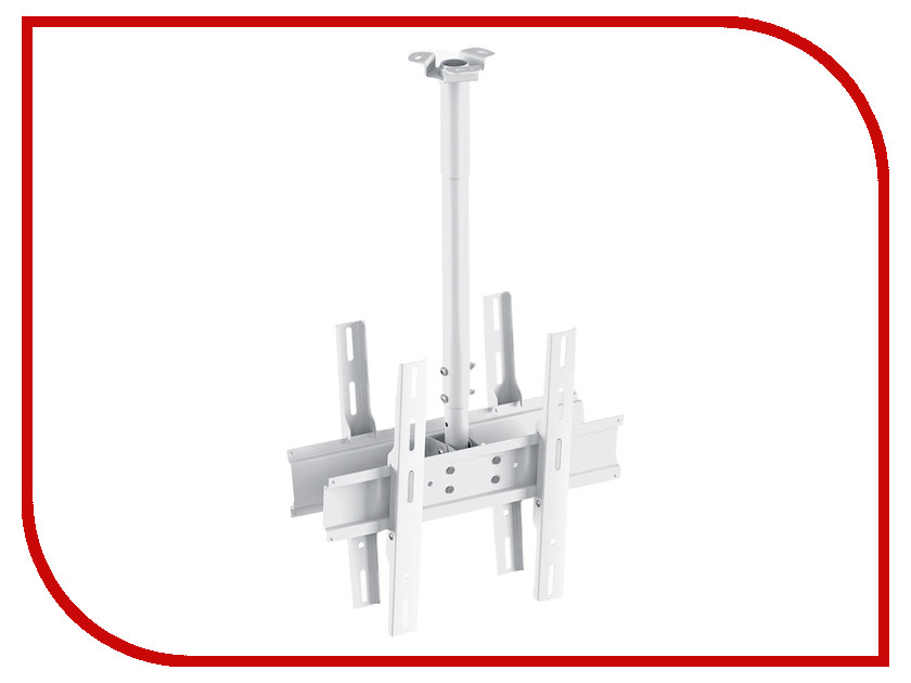 Кронштейн Holder PR-102-W White