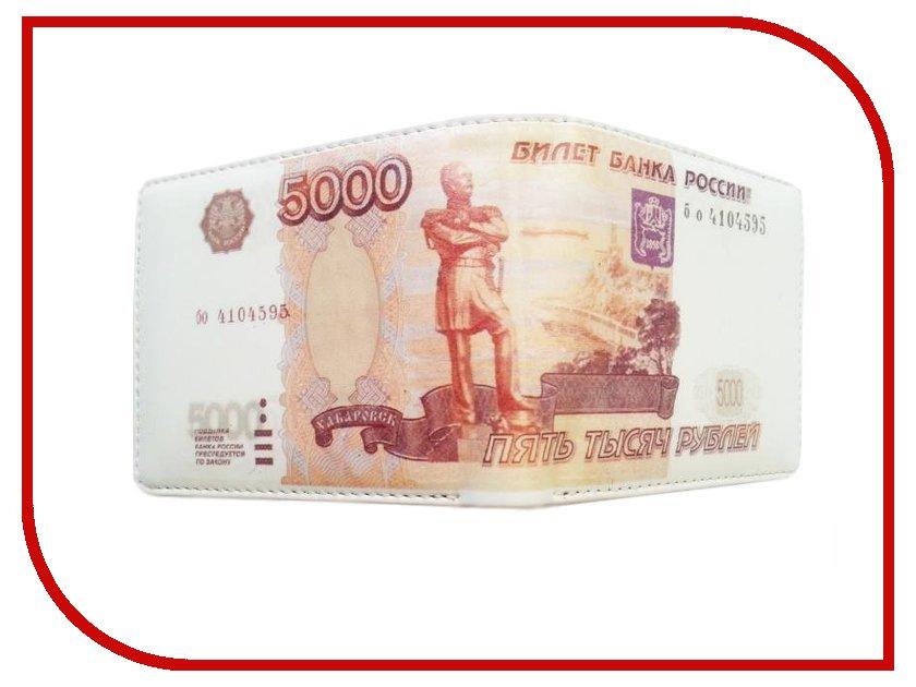 Аксессуар СмеХторг Бумажник Рубль<br>