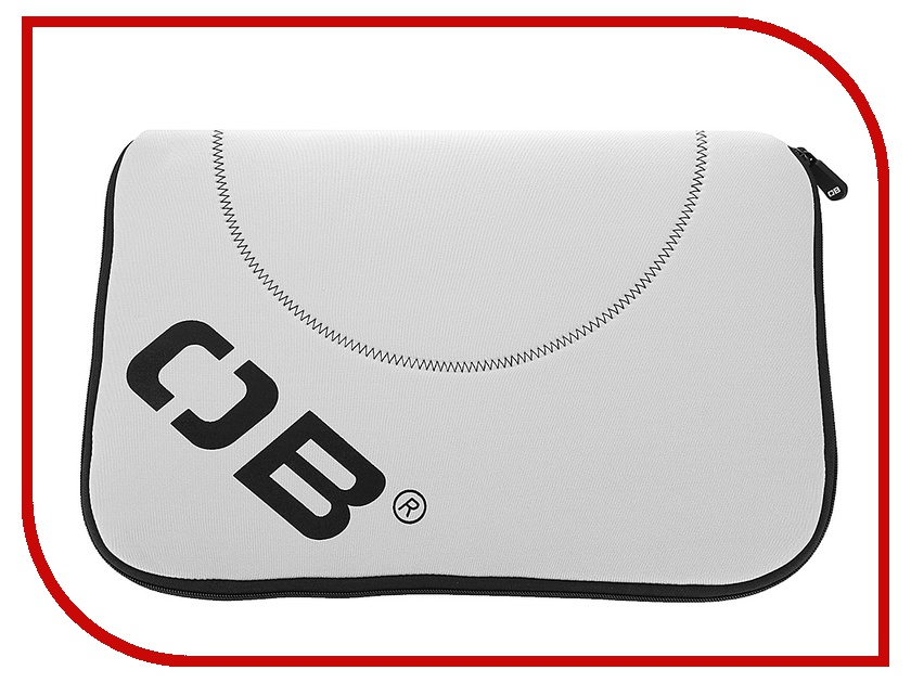 Аксессуар Чехол 17.0 OverBoard Laptop Sleeve Large OB1074S Silver от Pleer