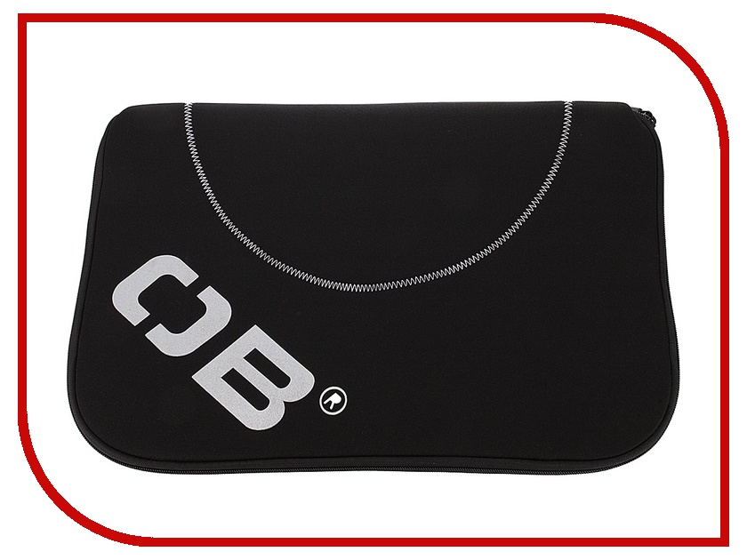Аксессуар Чехол 17.0 OverBoard Laptop Sleeve Large OB1074BLK Black