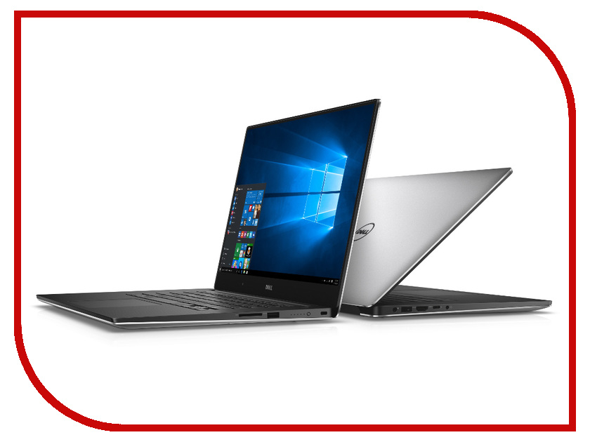 ������� Dell XPS 15 9550-7784 Intel Core i7-6700HQ 2.6 GHz/16384Mb/512Gb SSD/nVidia GeForce GTX 960M 2048Mb/Wi-Fi/Bluetooth/Cam/15.6/3840x2160/Touchscreen/Windows 10 64-bit 351564