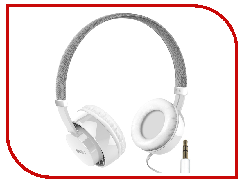 Наушники InterStep HDP-150 White 37427<br>