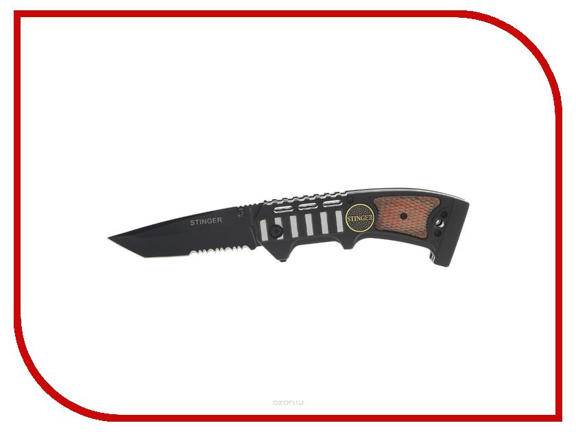 Нож Stinger SA-583W - длина лезвия 90мм