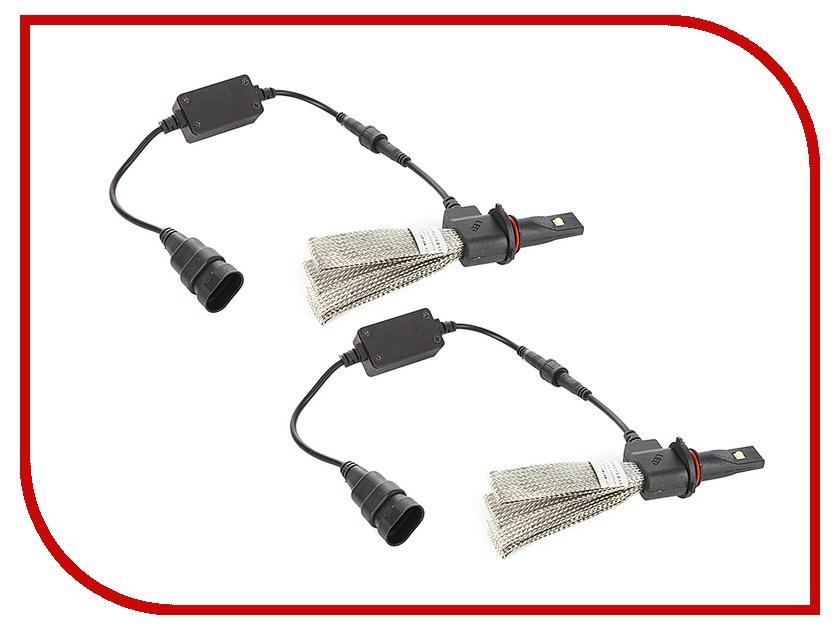 Лампа SVS HB4 9006 CREE-XM-L2 DC 12-24V Lum 2500 6500К 024.0268.000 (2 штуки)<br>