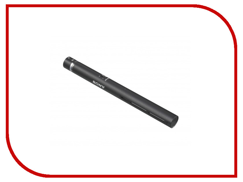 Микрофон Sony ECM-VG1 микрофон sony ecm cg50