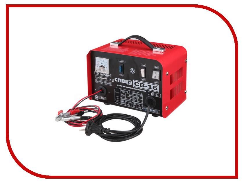 Зарядное устройство для автомобильных аккумуляторов СПЕЦ CB-16-S<br>