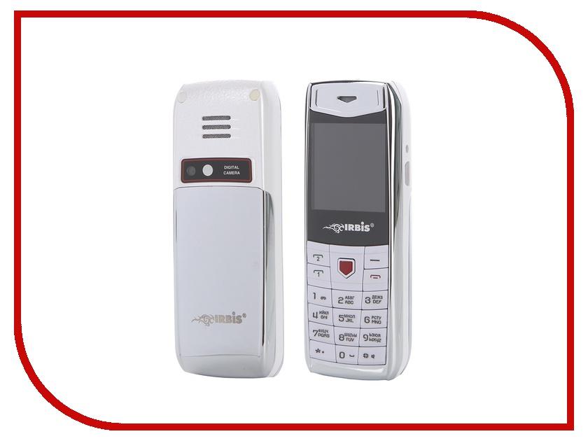 Сотовый телефон Irbis SF01 White