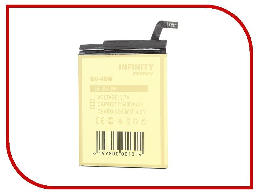 Аксессуар Аккумулятор Nokia BV-4BW Lumia 1520 Infinity 3400 mAh