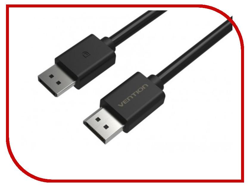 Аксессуар Vention DisplayPort 20M-HDMI 19M 0.25m VAA-T02-B025<br>