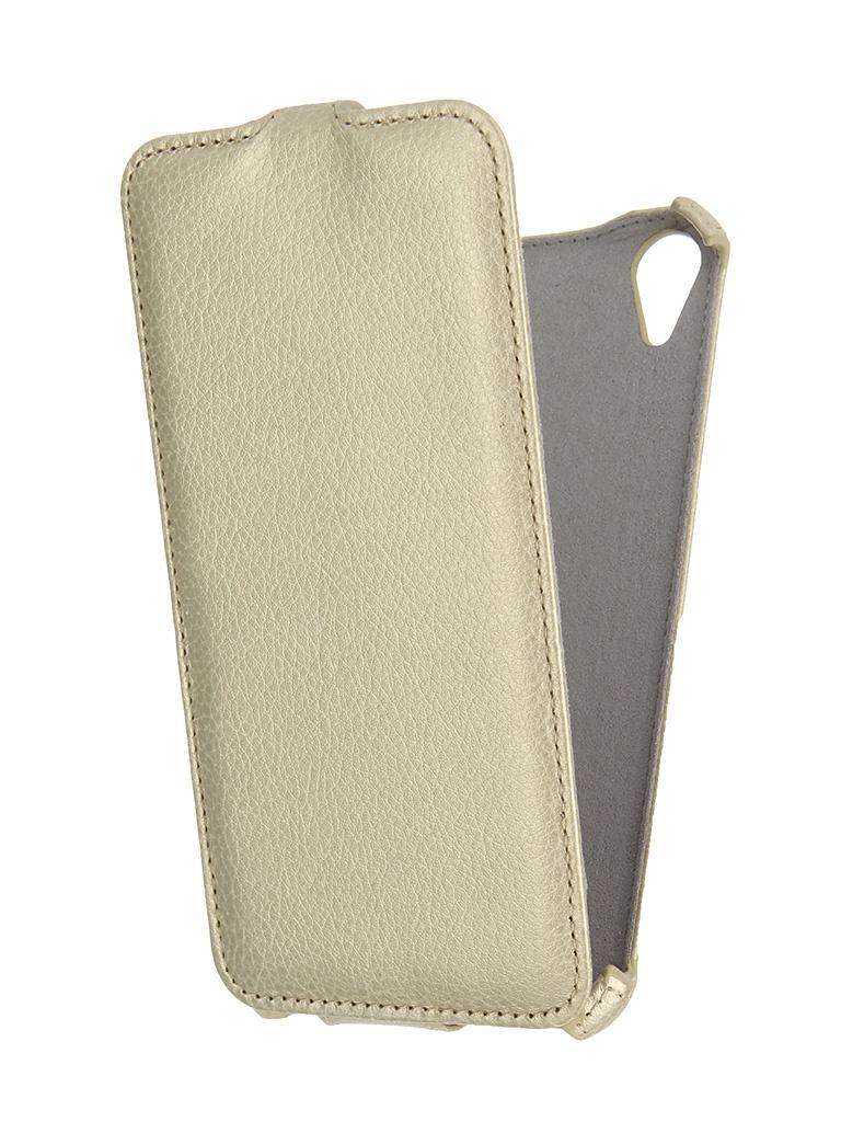Аксессуар Чехол HTC Desire 728G Armor Gold 8732<br>