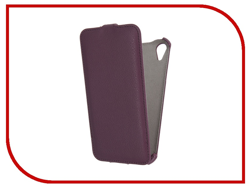 Аксессуар Чехол HTC Desire 728G Armor Purple 8734<br>