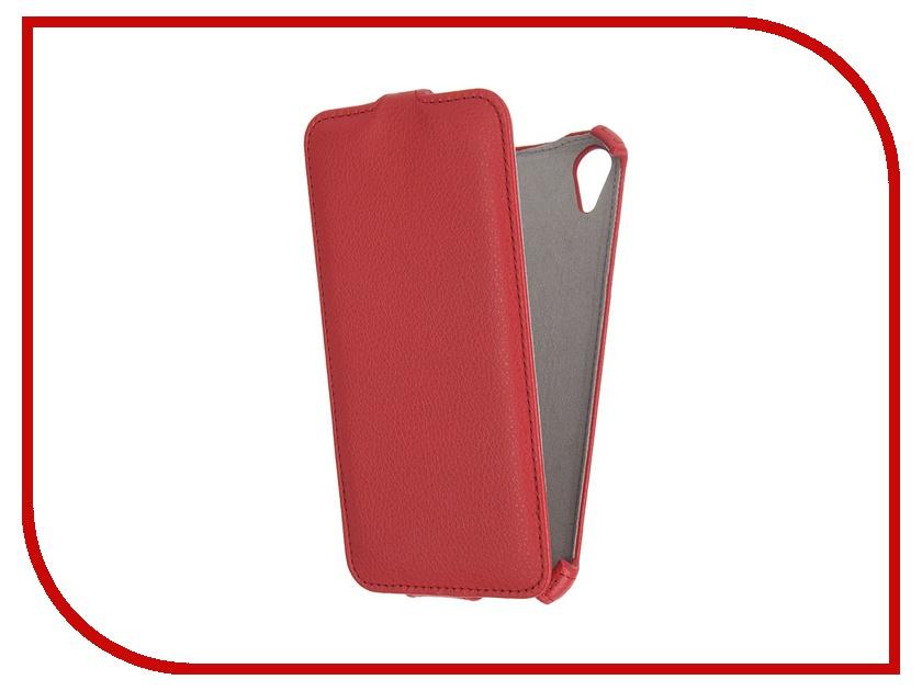Аксессуар Чехол HTC Desire 728G Armor Red 8733<br>