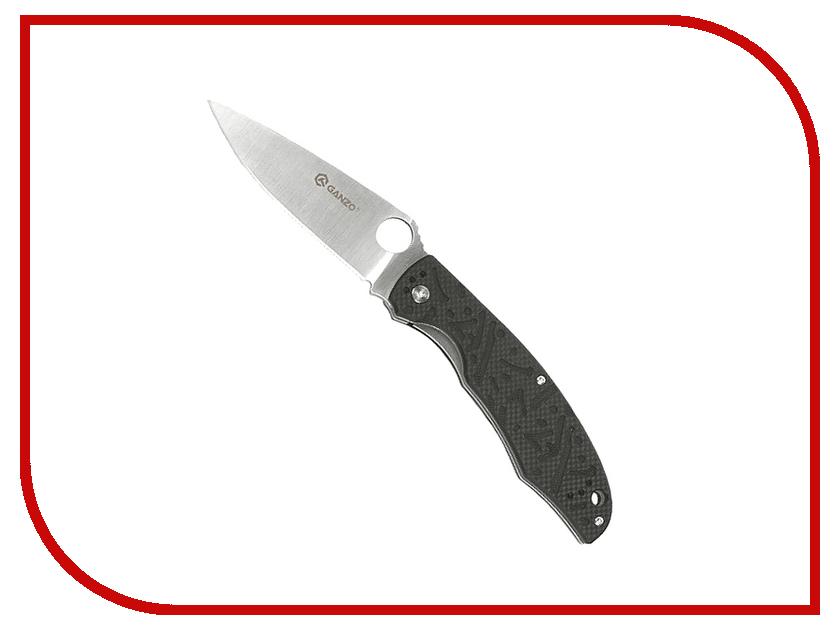 Нож Ganzo G7321-BK Black - длина лезвия 95мм