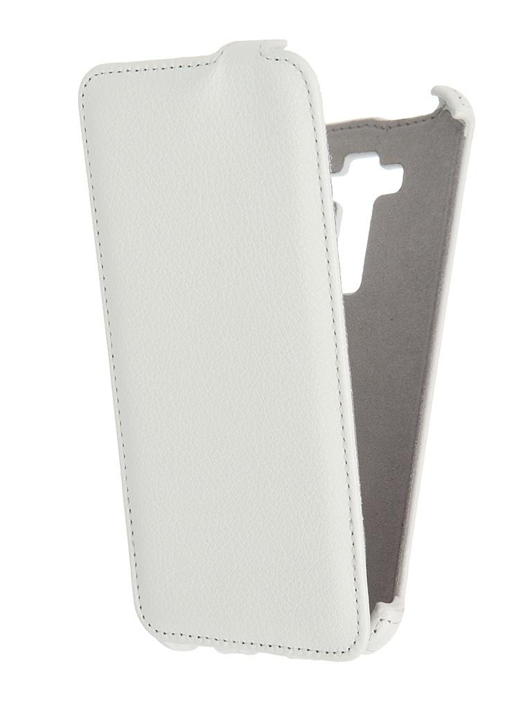 Аксессуар Чехол Asus Zenfone 2 Laser ZE550KL Armor White 8725<br>
