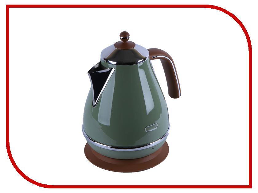 Чайник DeLonghi KBOV-2001 Green<br>