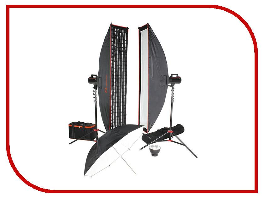 Комплект студийного света Falcon Eyes Sprinter 2300-SBU Kit