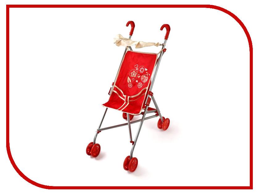 Коляска Mary Poppins Трость Божья коровка 67223 mary poppins mary poppins коляска для кукол божья коровка