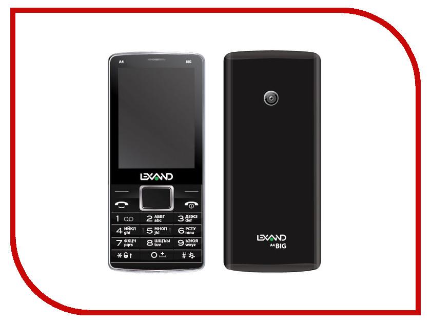 Сотовый телефон Lexand A4 Big<br>
