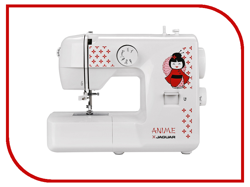 Швейная машинка Jaguar Anime