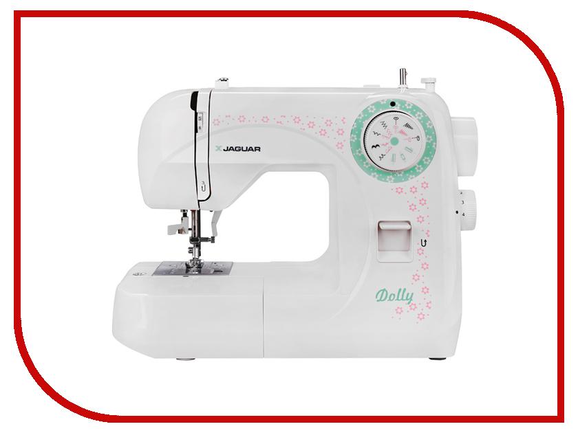 Швейная машинка Jaguar Dolly микро швейная машинка