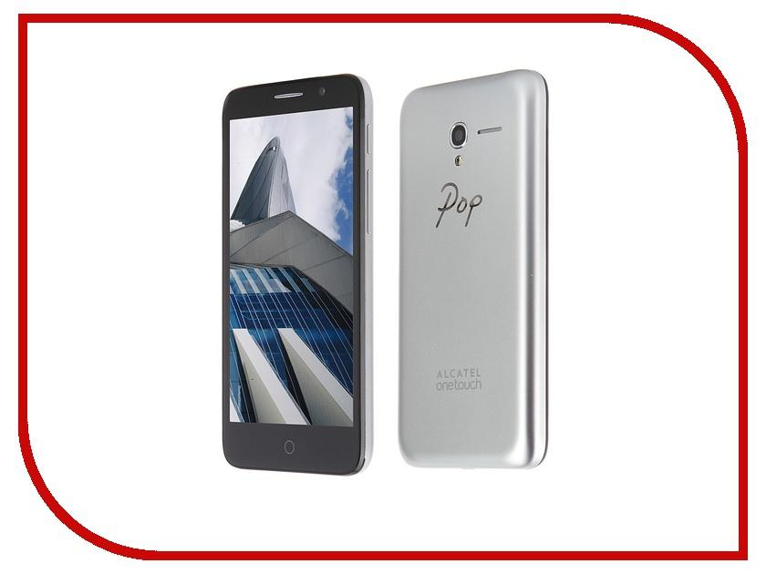 Сотовый телефон Alcatel OneTouch 5065D POP 3 (5) Silver<br>