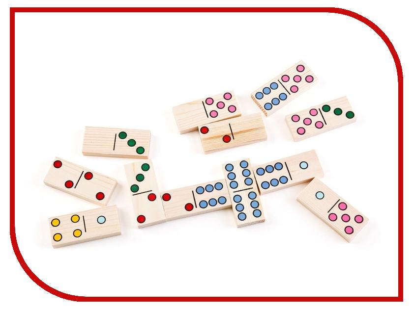 Настольная игра Томик Точки 5655-2 томик домино репка