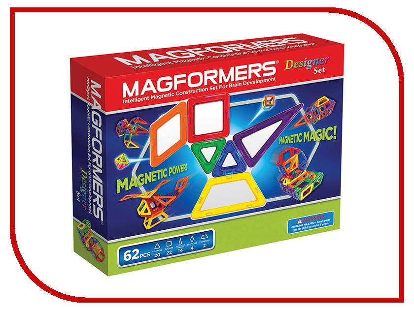 Игрушка Конструктор Magformers Designer Set 63081 / 703002<br>