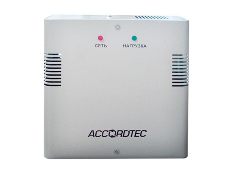 Источник питания AccordTec ББП-60 источник питания accordtec at 12 15 12v