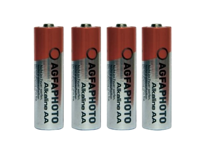 Батарейка AA - AgfaPhoto LR6 Alkaline (4 штуки) цена и фото