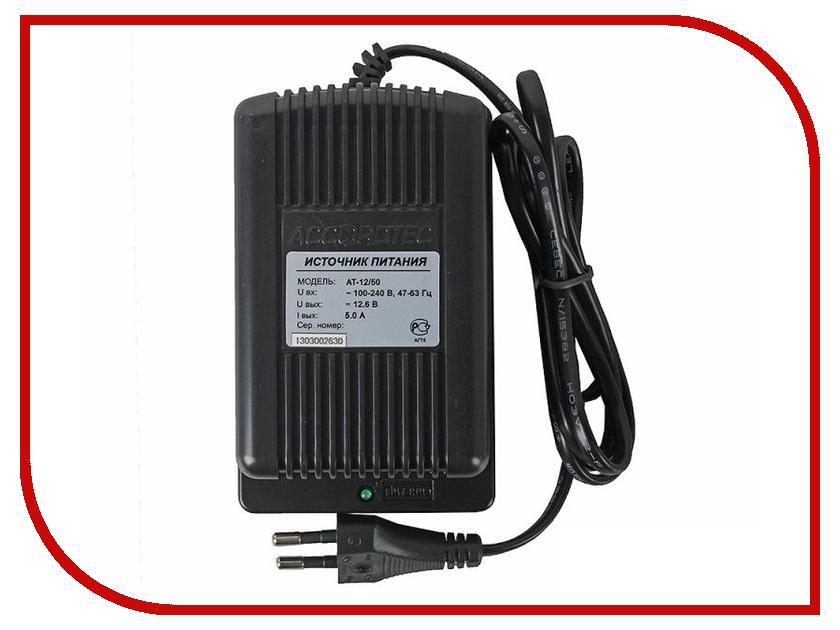 Источник питания AccordTec AT-12/50 12V цены онлайн