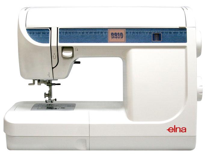 Elna Швейная машинка Elna 3210 Jeans
