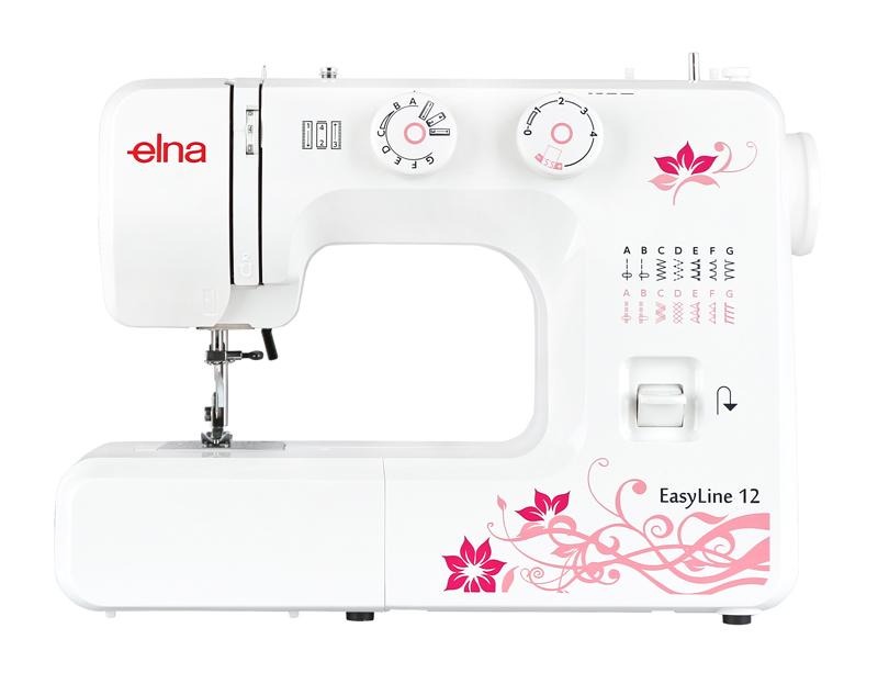 Швейная машинка Elna Line 12<br>