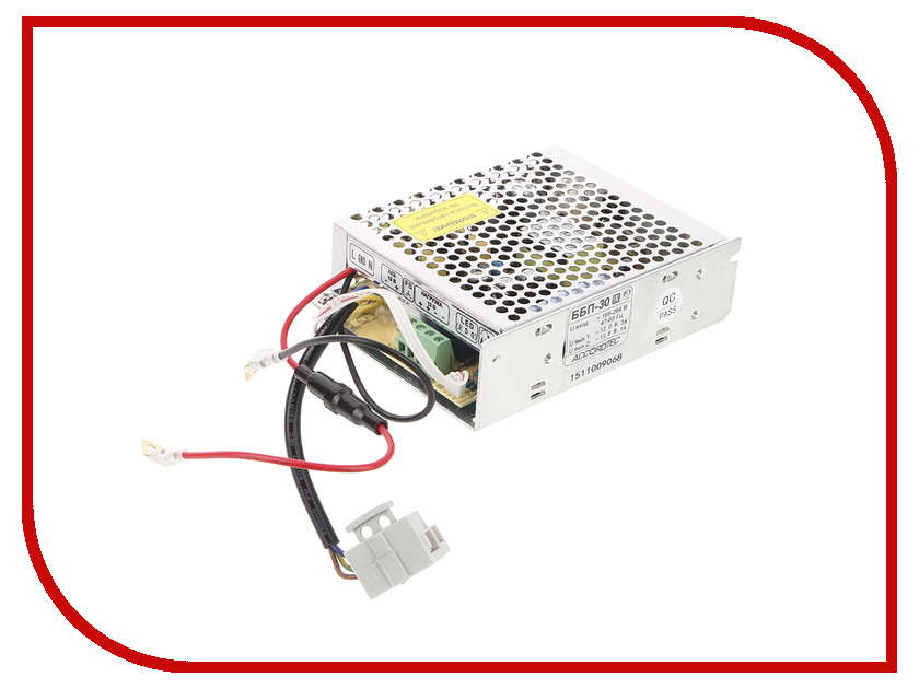 Аккумулятор AccordTec ББП-30 без корпуса аккумулятор accordtec янтарь 12 16 источник питания