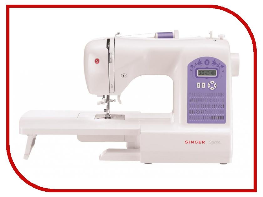 Швейная машинка Singer 6680 микро швейная машинка