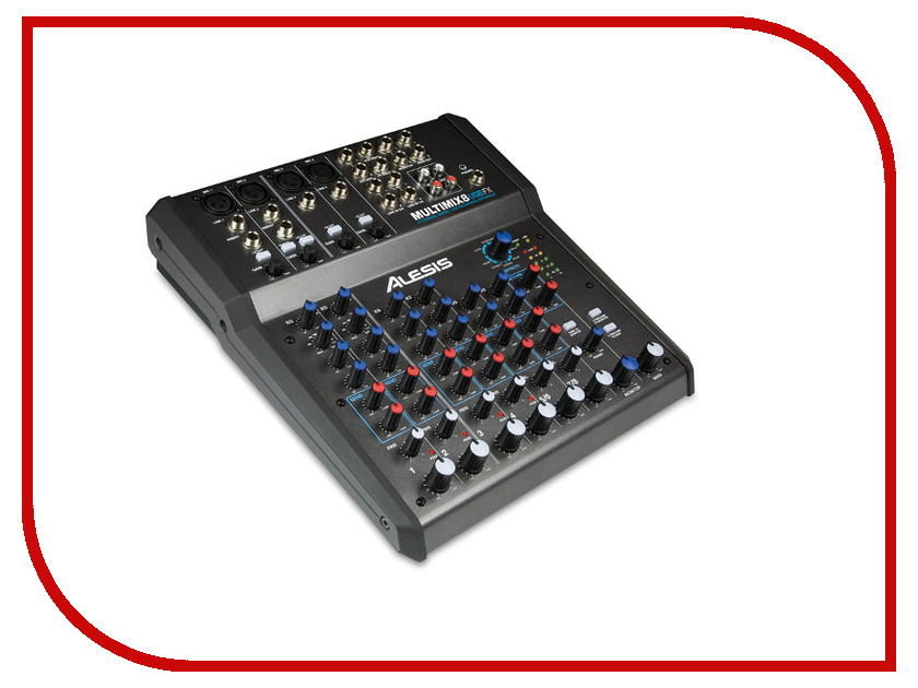 Пульт Alesis MultiMix 8USBFX