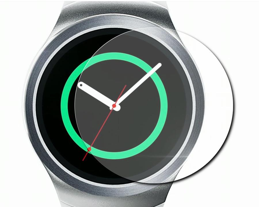 Аксессуар Защитная пленка Samsung Gear S2 Red Line УТ000008271